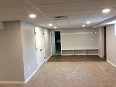 NH MA finished basement, Remodeling, Construction, Remodel