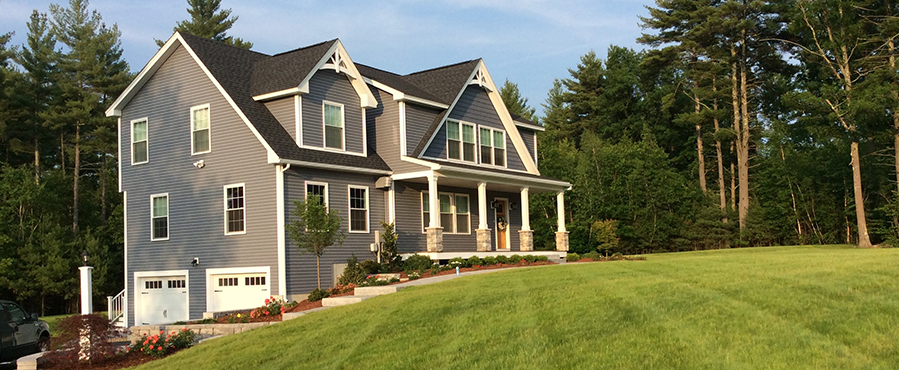 NH Custom Home Builder
